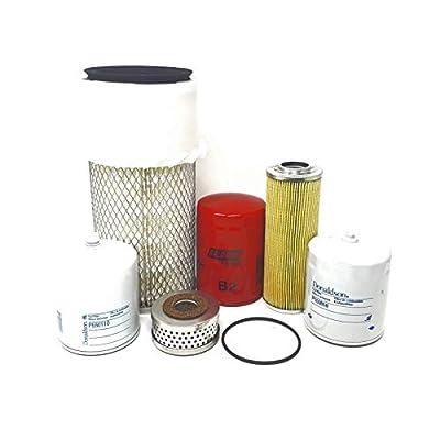 CFKIT Maintenance Filter Kit for CASE 580C Loaders w/G207D Eng.: Automotive