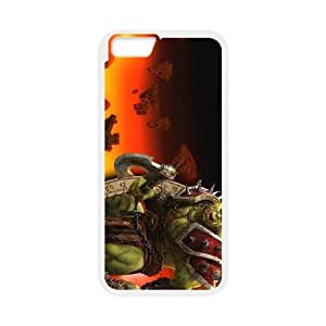World of Warcraft iPhone 6 4.7 Inch Cell Phone Case White Z1828976