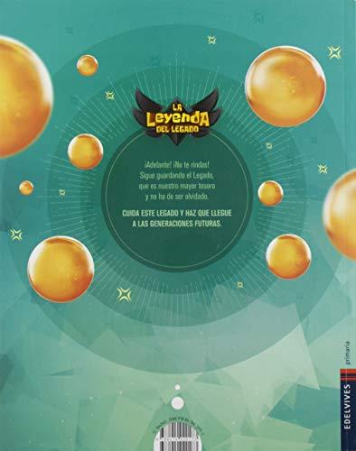 Proyecto: La leyenda del Legado. Ciencias Sociales 4