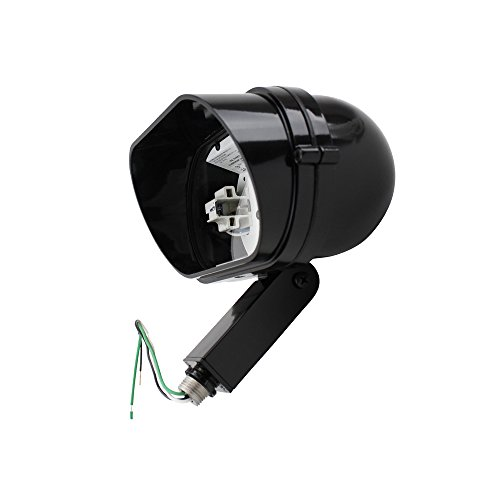 - Hadco WAF13 Floodlyte Line Voltage 120V Landscape Light Flood, Black