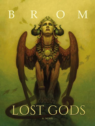 Image of Lost Gods: A Novel