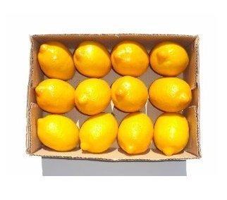 GODHL limoni artificiale finta frutta casa decorazione giallo lavoro artistico