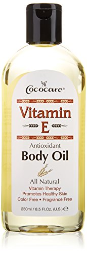 Cococare Vitamin E Antioxidant Body Oil, 8.5 Ounce