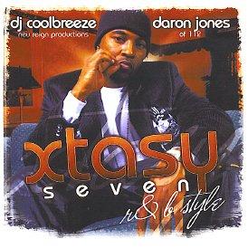 DJ Coolbreeze presents Xtasy Seven: R&B Style - Hosted By Daron Jones of 112 [Mixtape]