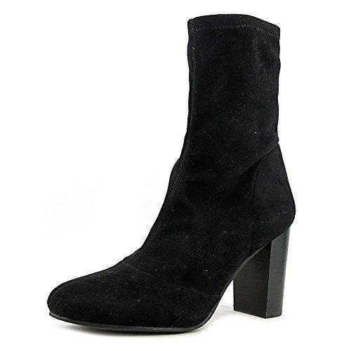 Vince Camuto Women's Sendra Ankle Bootie, Black, 10 M US