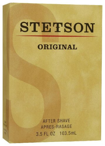 - Stetson by Coty Aftershave 103.5 Ml. / 3.5 Oz.