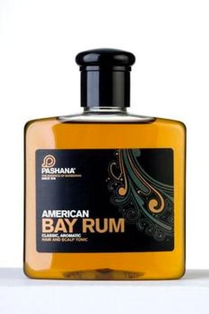 *ORIGINAL*PASHANA AMERICAN BAY RUM/SCALP TREATMENT/HAIR TONIC/SCALP TONIC 250ml