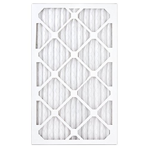AIRx Filters Allergy 13x21.5x1 Air Filter MERV 11 AC Furnace Pleated Air Filter Replacement Box of 6, Made in the USA
