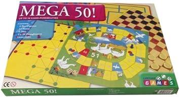 Juegos Reunidos 50 Opciones De Juego Juego Juego De Mesa ...