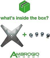 Cuchillo para L50/BTY-L75 Robot cortacésped Ambrogio ...