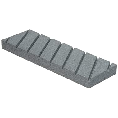 Norton Flattening Stone for Waterstones, 3/4  x 3  x 9  in plastic case