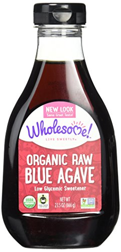 Wholesome Sweeteners Organic Agave Ounce product image
