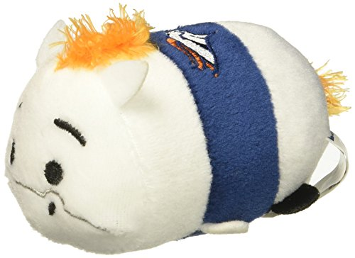 FOCO Denver Broncos Small Mascot Stadium (Denver Broncos Mascot)