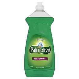 Palmolive Dishwashing Liquid, Original, 28 oz. Bottle (9/Carton) - BMC- CPC46303CT