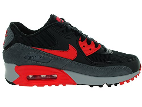 Negro Sportive 90 wlf Nike Gry Air Max Blk Donna Gry Unvrsty Essential Rd Wmns Scarpe drk wx6x8