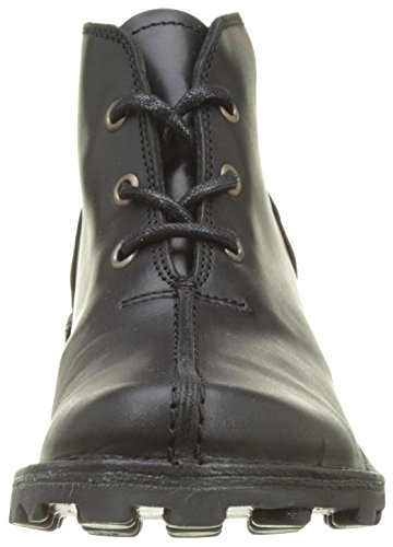 London Para black Negro Botas Mujer Mili946fly Fly F0x7dF