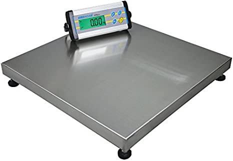 Adam Equipment CPWplus 75 Bench Scale 165lb//75kg Capacity 0.05lb//20g Readability