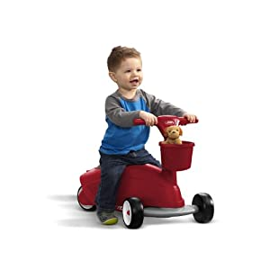 Radio Flyer Ride 2 Glide Ride On