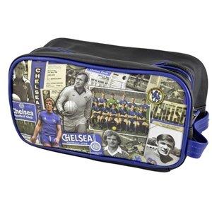 Chelsea F.C Retro Wash Bag