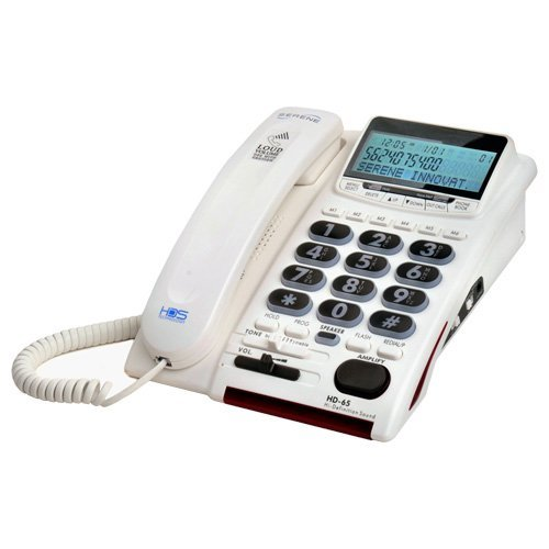 Serene Innovations HD-65 Amplified Telephone by Serene Innovations