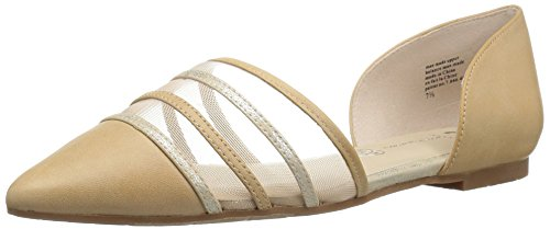 Wait Minute a Vacchetta Toe Pointed BC Footwear Women's Flat znqn1E