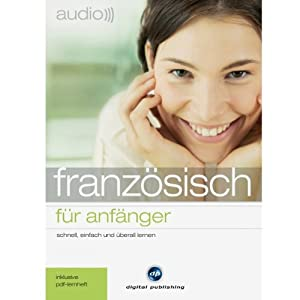 Audio Französisch für Anfänger Hörbuch