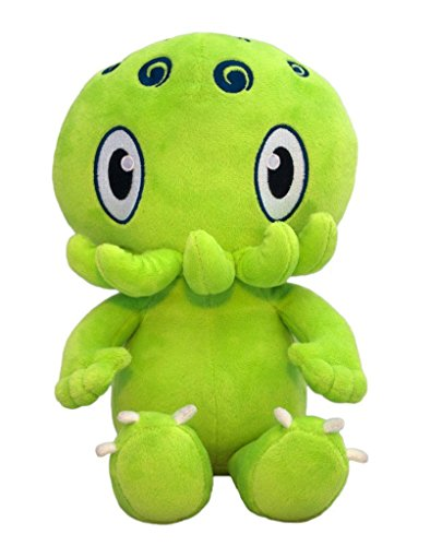 - C is for Cthulhu Plush (Green)