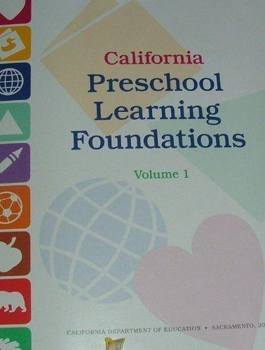 California preschool learning foundations volume 1 published by california preschool learning foundations volume 1 published by california department of education paperback aa amazon books fandeluxe Choice Image