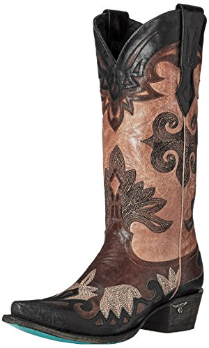 black Maggie Western Women's Red Boot Lane Boots HqBfgg