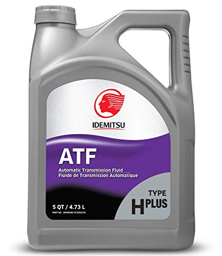 Idemitsu 30040090-95300C020 ATF Type H-Plus Automatic Transmission Fluid-5 Quart (Best Atf For Honda)