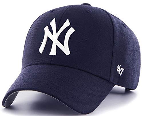 '47 Forty Seven Brand MVP New York Yankees Curved Visor Snap