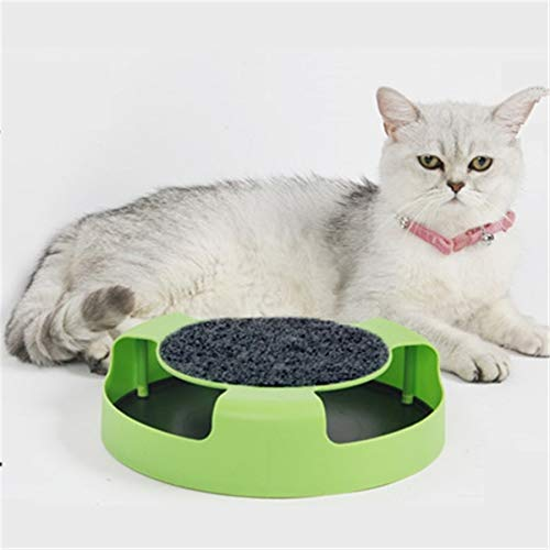 Amazon.com : HBK Creative Pet Cats Turntable Toy Mouse Interactive Gatos Products for Pet Supplies Animals Pet Shop Cats Toy Durable DDMYYY7 : Pet Supplies