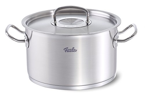 Fissler FIS1414 Original Pro Collection Stew Pot, 10.9-Quart, Stainless Steel