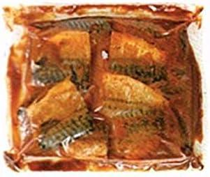 さば 味噌煮 1袋(850g・10切れ入り)【業務用】 簡単調理で便利です。◇お得な配送設定あり(3袋まで同梱可能)【常温便】
