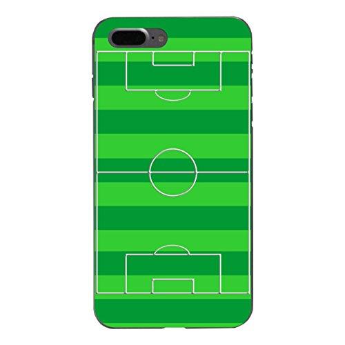 """Disagu Design Case Coque pour Apple iPhone 7 Plus Housse etui coque pochette """"Fußballfeld"""""""