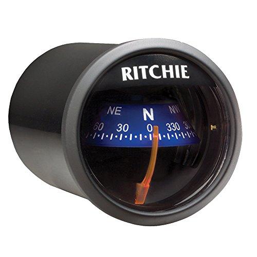 Ritchiesport Compass - Ritchie X-21BU RitchieSport Compass - Dash Mount - Black/Blue