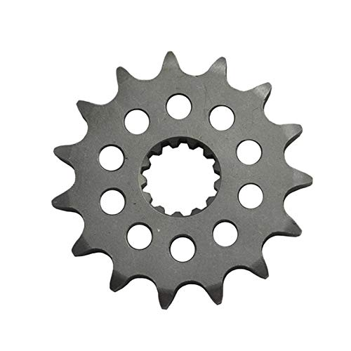 Nathan-Ng - 525 15T Front Sprocket for Hyosung GT650 R 2005-2009 GT650 R Comet FI 2010 GT650 R EFI 2010-2012 GT650 R 2005-2008