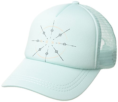 Roxy Junior's Truckin Trucker Hat, Blue Light, One Size ()