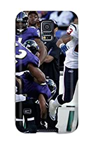 Myra Fraidin's Shop New Style houston texans altimoreavens NFL Sports & Colleges newest Samsung Galaxy S5 cases 8843103K889227764
