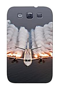 Hot Saab 2000 Aewc (airborne Early Warning And Control) First Grade pc Phone Case For Galaxy S3 Case Cover