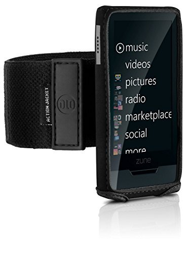 DLO Microsoft Zune Action Jacket Classic with Removable belt