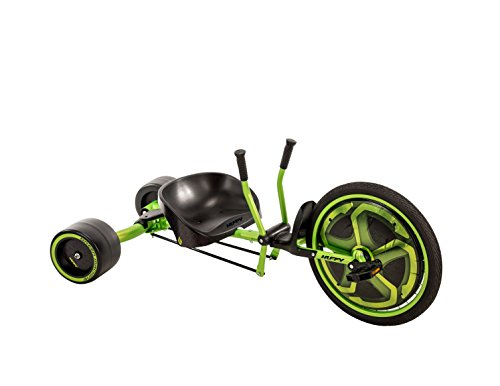 Huffy Green Machine Kids Trike for Ages 8+, Drifts and Spins]()