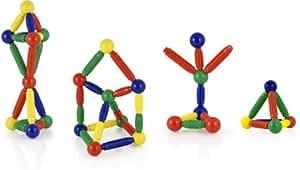 Miniland 94109 Magnetics Junior - Juego magnético multicolor [importado de Alemania]