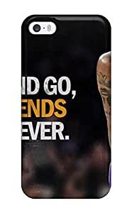 Flexible Tpu Back Case Cover For Iphone 5/5s - Kobe Bryant