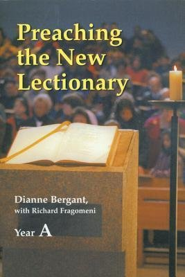 Lectionary Cover - Preaching the New Lectionary: Year A(Paperback) - 2001 Edition