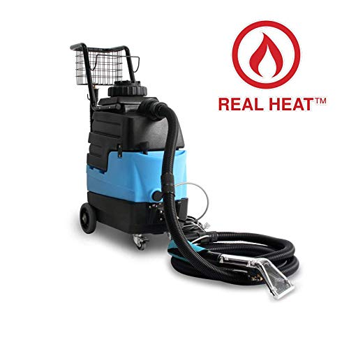Mytee Lite 2 Heated Carpet Extractor Auto Detailer Upholstery Spotting Machine Including On-board Heater for Maximum Cleaning Power (8070)