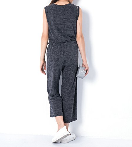 Zcaosma Teen Girls Clothing Two-Piece Girls Outfit Tops Pants Girls Clothing Set,Gray,6 by Zcaosma (Image #4)
