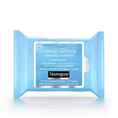 Toallitas de limpieza para quitar maquillaje, toallitas 25 prehumedecida - Neutrogena boi-opp-klo-uyi3586
