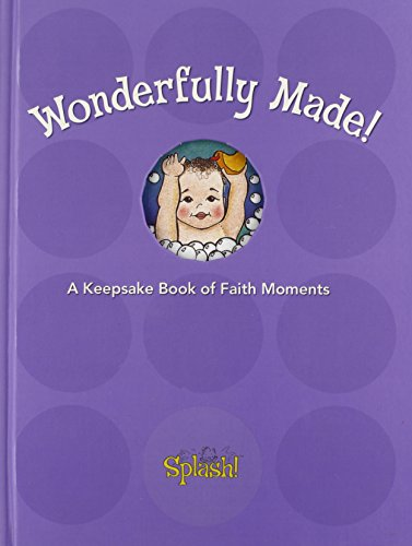 Wonderfully Made: A Keepsake Book of Faith Moments