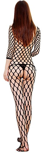AnVei Nao Lingerie Stockings Sleepwear Crotchless
